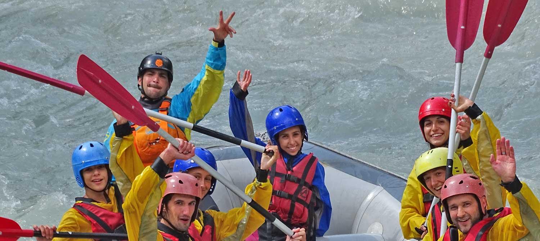 rafting morgex vda